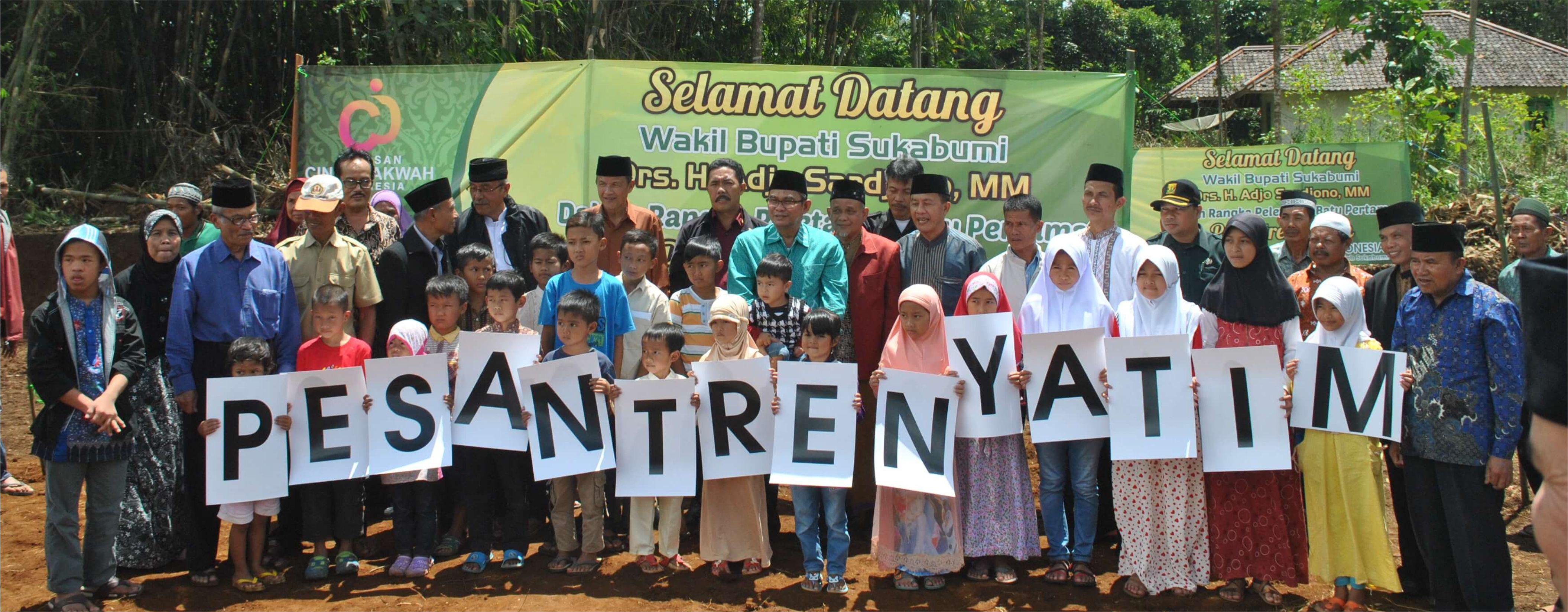 Pesantren Yatim Indonesia 1